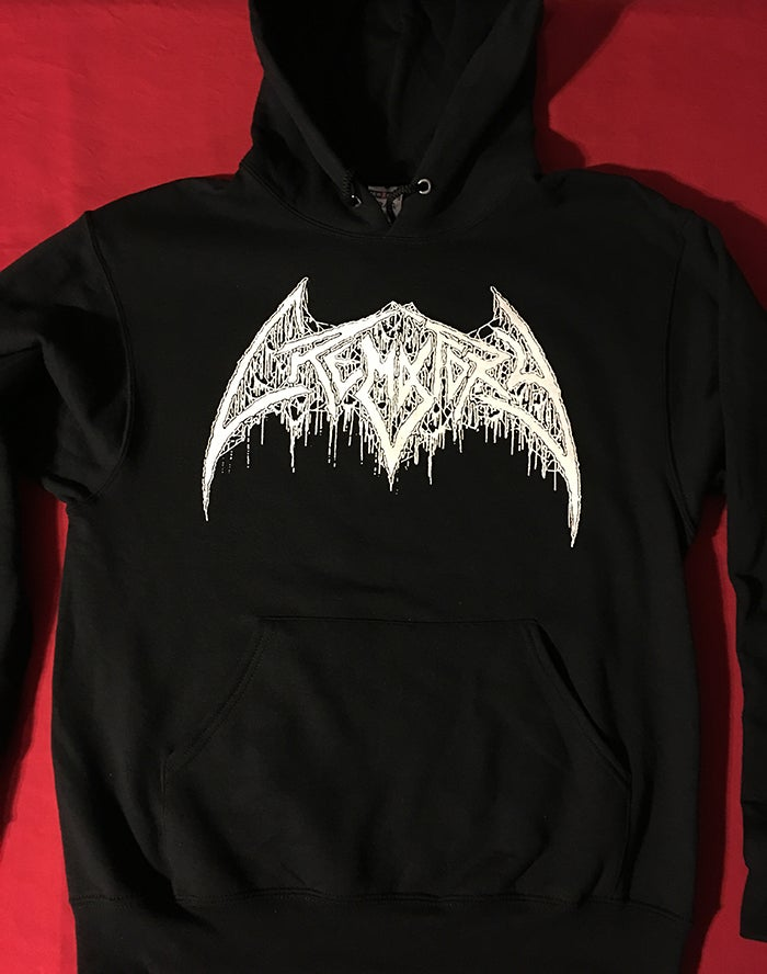 Image of Crematory - Logo Hooded Sweatshirt