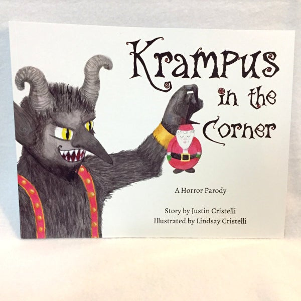 Image of Krampus in the Corner book
