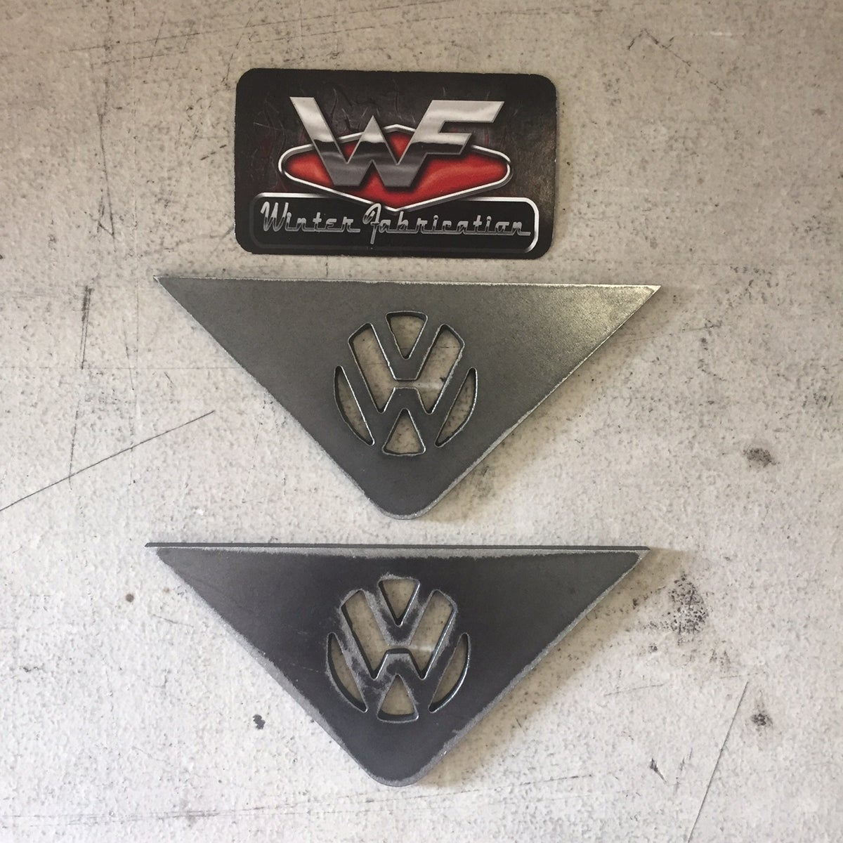 Image of Gussets - VW