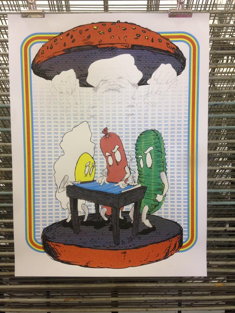 Image of Burgertime