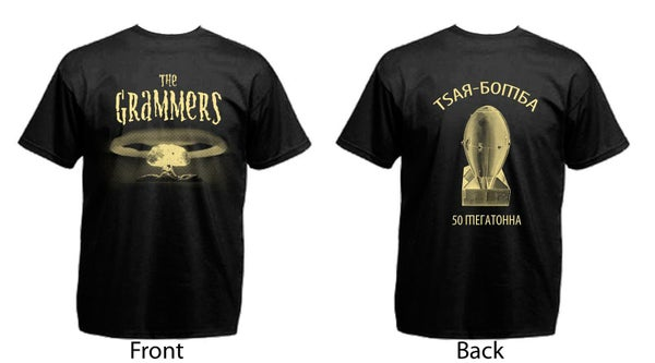 Image of Tsar Bomba T-Shirt
