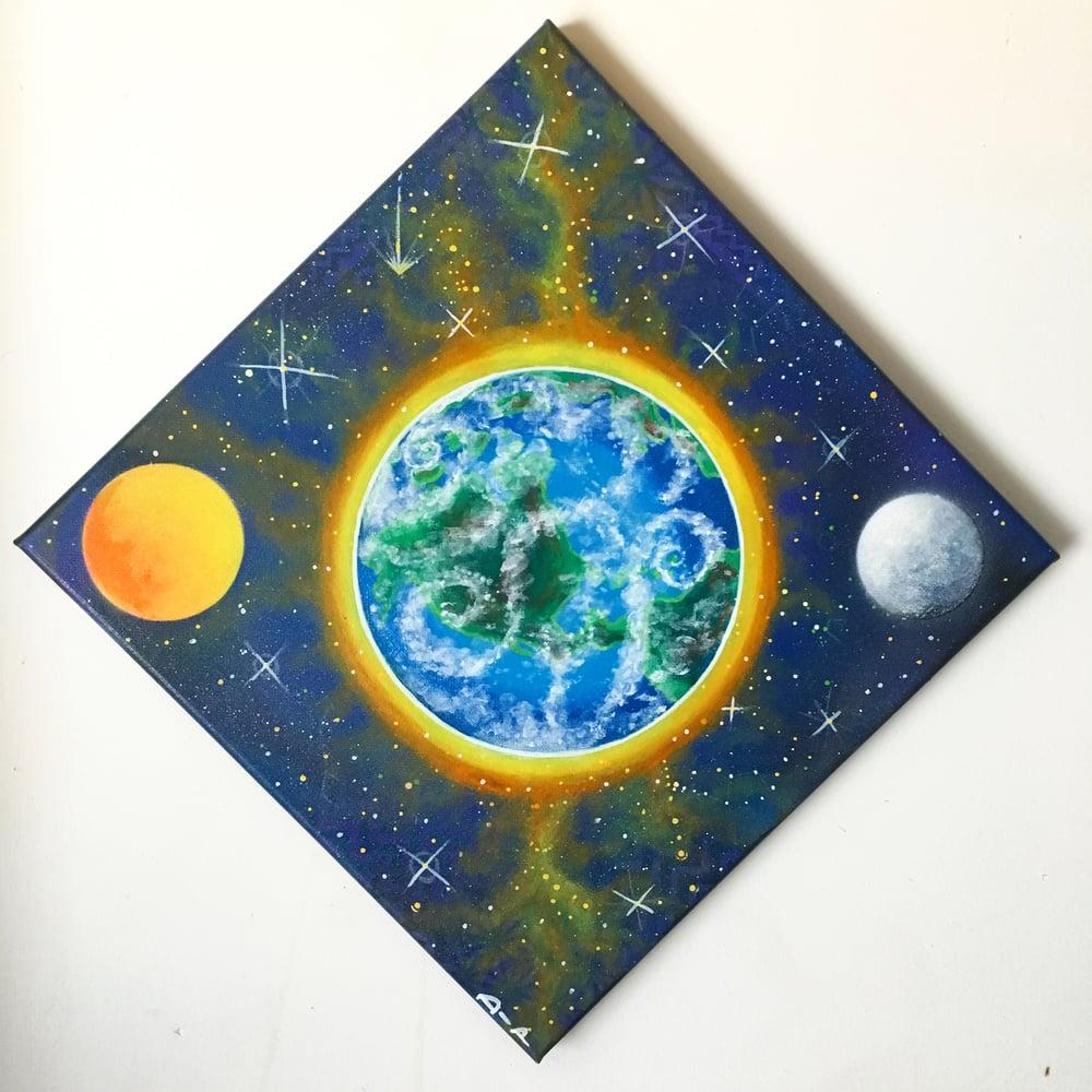 Image of Universal Oneness