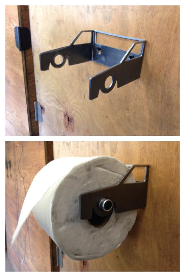 Image of MiniTruck Toilet Paper Holder