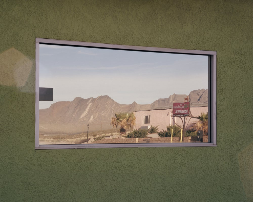 Image of Desert Window