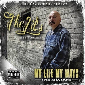 """Image of G'd Up Gangsters albums """"Paid Dues"""",""""My Life My Ways"""",Interrogation Files"""