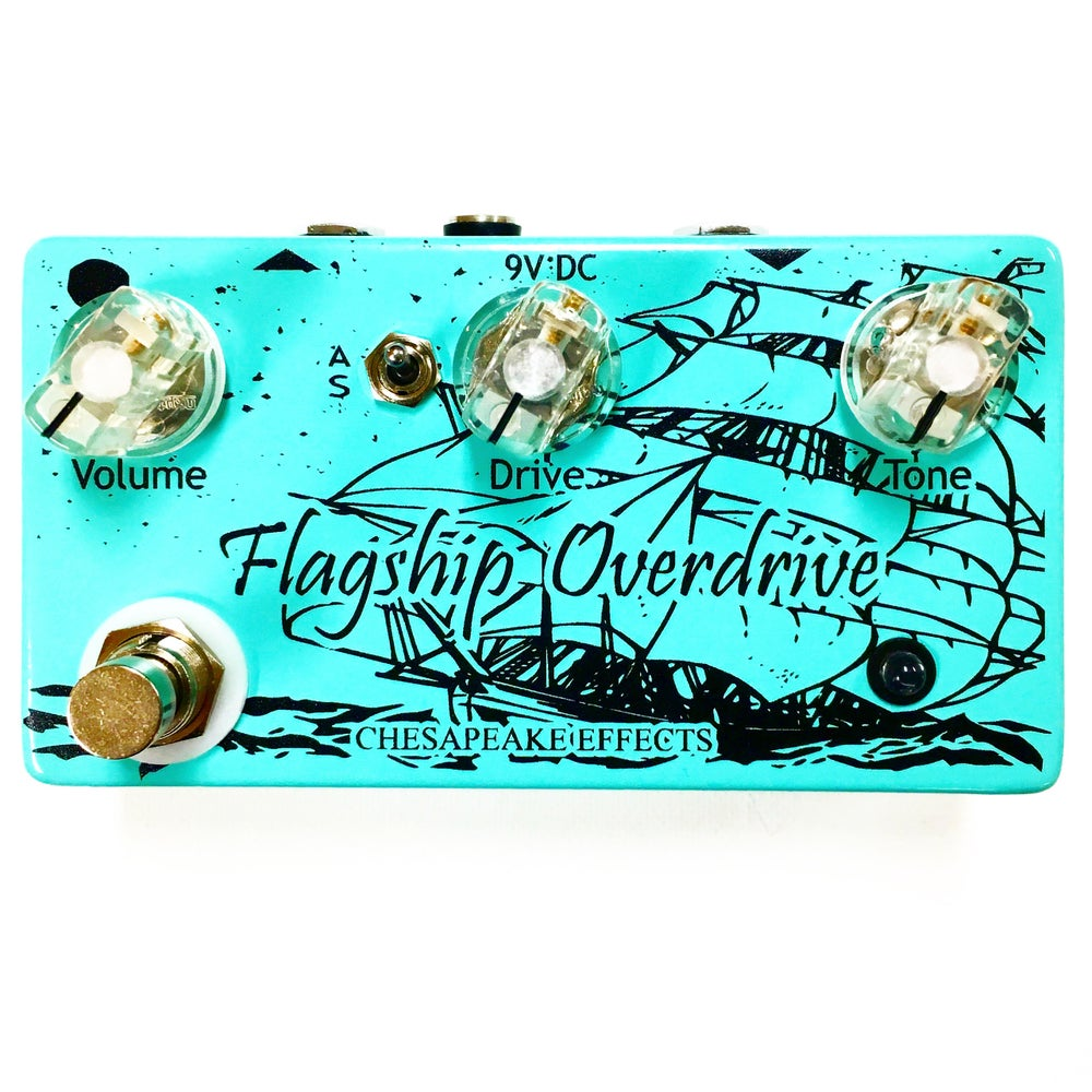Image of Flagship Overdrive