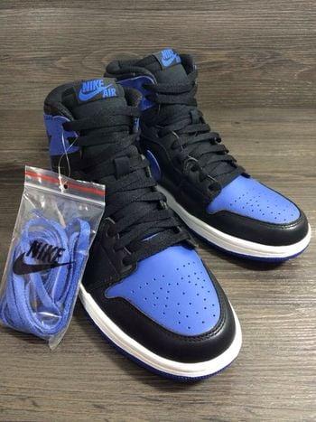 6525f1dabc74 air jordan 1 royal blue laces