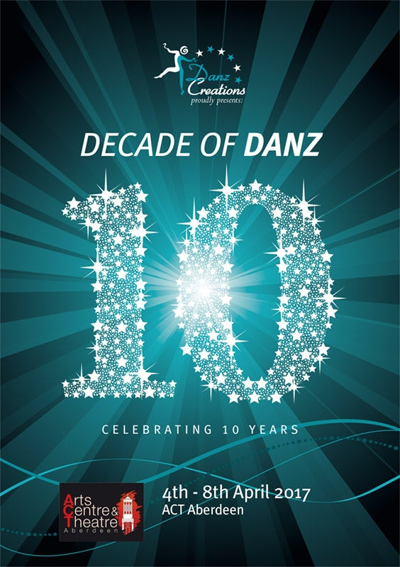 Image of Danz Creations - Decade of Danz