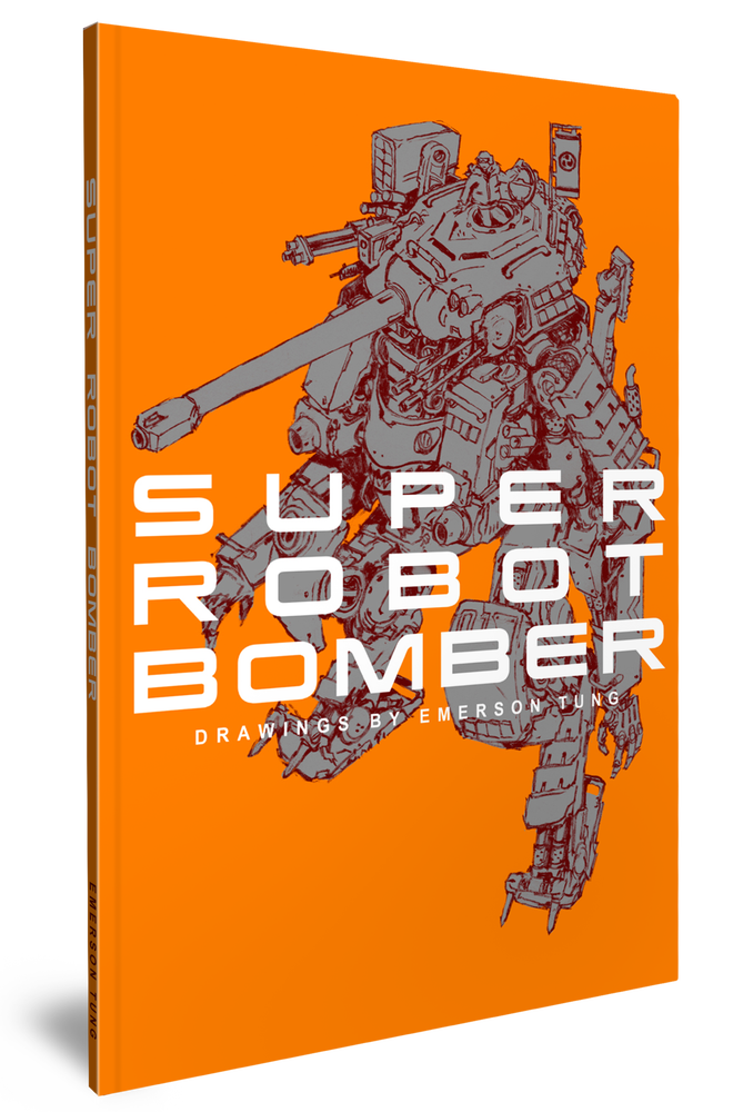 Image of Super Robot Bomber
