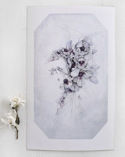 Image of Keeper Of Malady Limited Print
