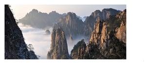 Image of Les Montagnes Célestes du Huang Shan