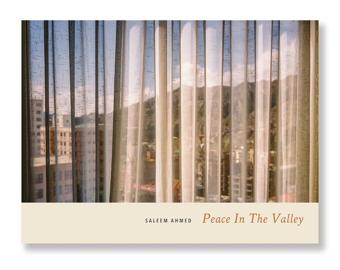 Saleem Ahmed - Peace In The Valley