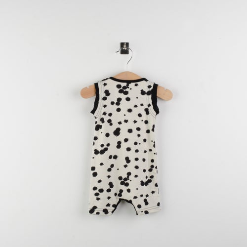 Image of Mono bebé  - Baby playsuit