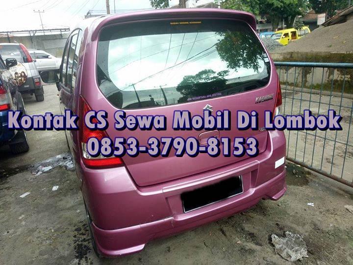 Image of Tempat Sewa Mobil di Lombok Tanpa Supir