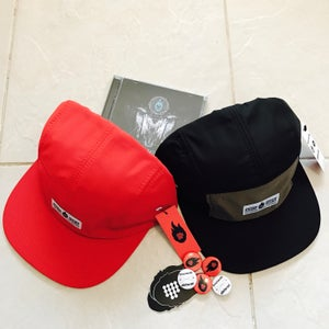Image of FKOF X DATASET 5 PANEL | RED & BLACK
