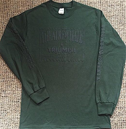 ***NEW*** THEATRE of HATE 'Triumph' T-Shirt & CD Bundle