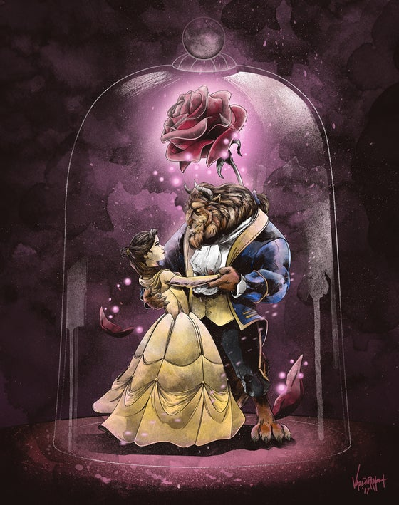 "Image of ""Beauty and the Beast"" - Inspired by Beauty and the Beast"