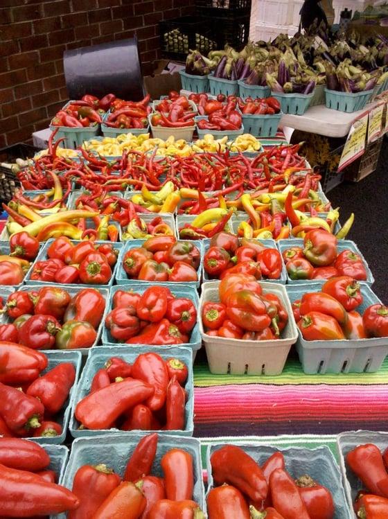 Image of Farmers' Market Option CSA