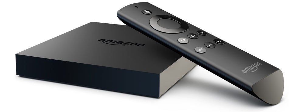 Image of Fire TV Box Loaded with Kodi Fire Build