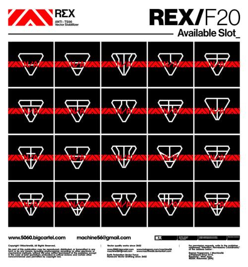 Image of REX-F20