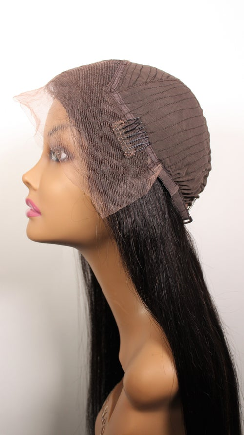"""Image of """"Straighter Than An Arrow"""" Peruvian Straight Wig"""