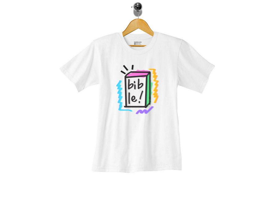 Image of Bible-Kid Shirt