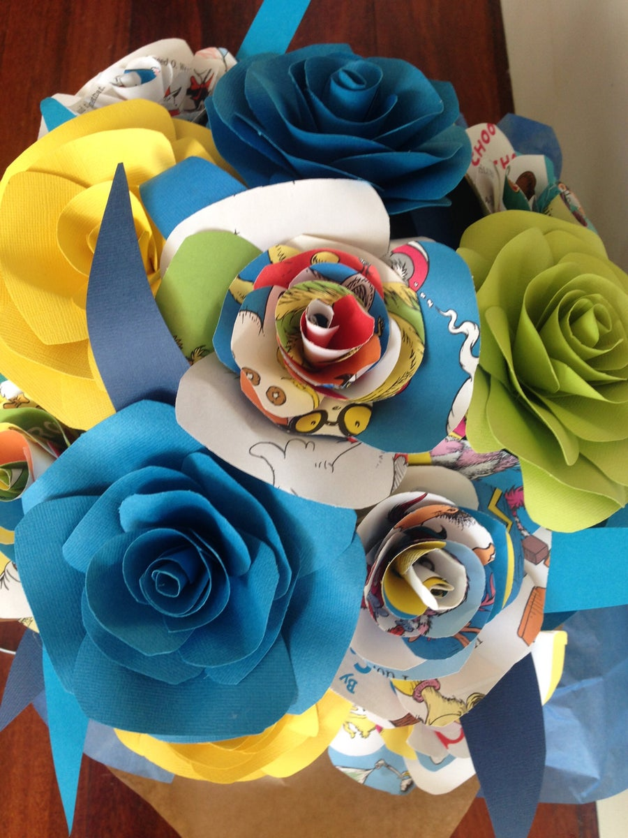 Image of Dr Seuss Flowers