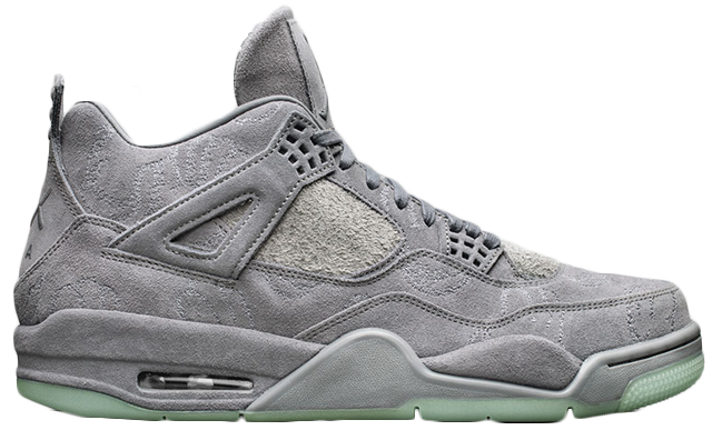 new product c4215 13175 KAWS x Nike Air Jordan 4