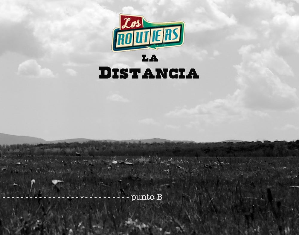 Image of La Distancia · Punto B (CD)