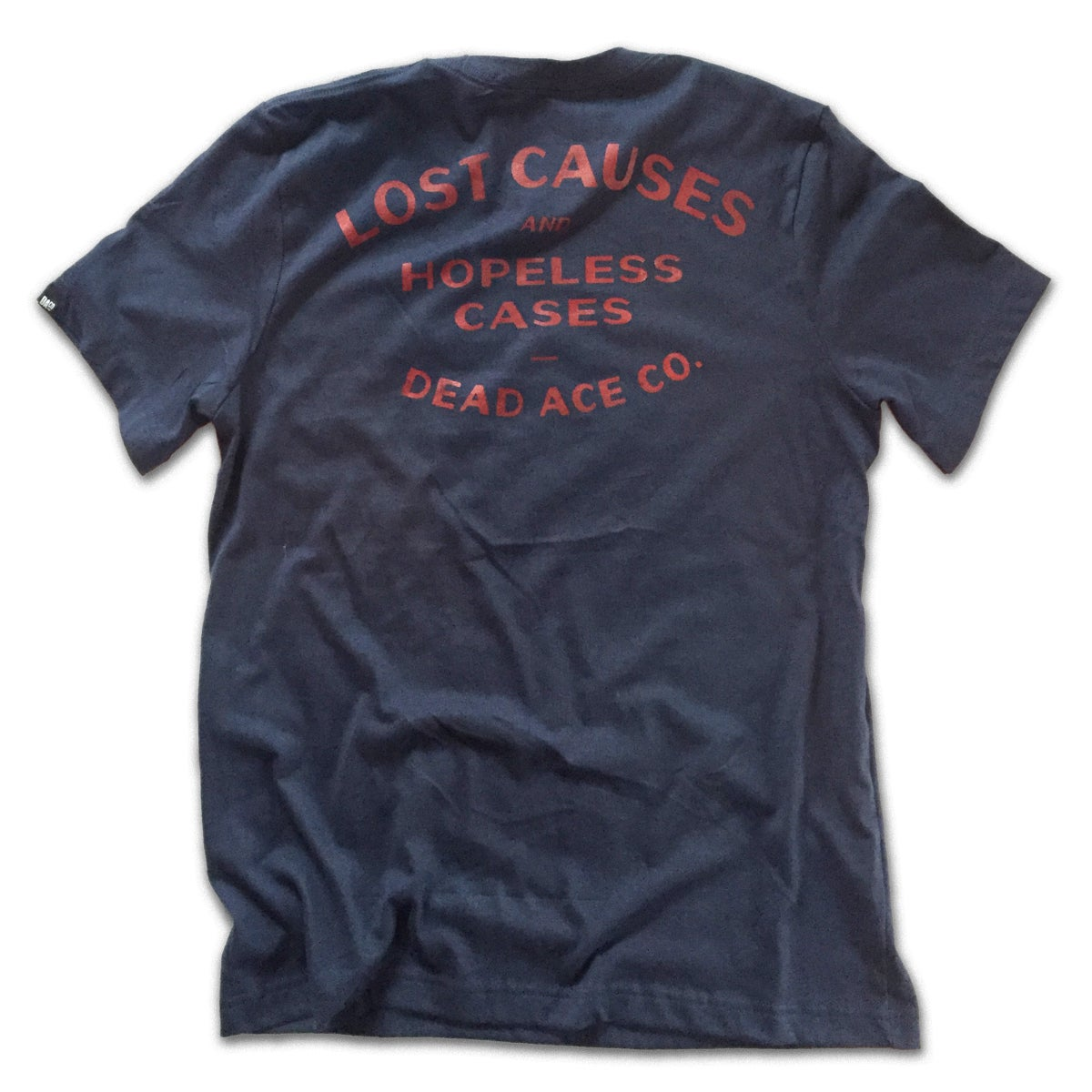 Image of Lost Causes Tee (Navy)