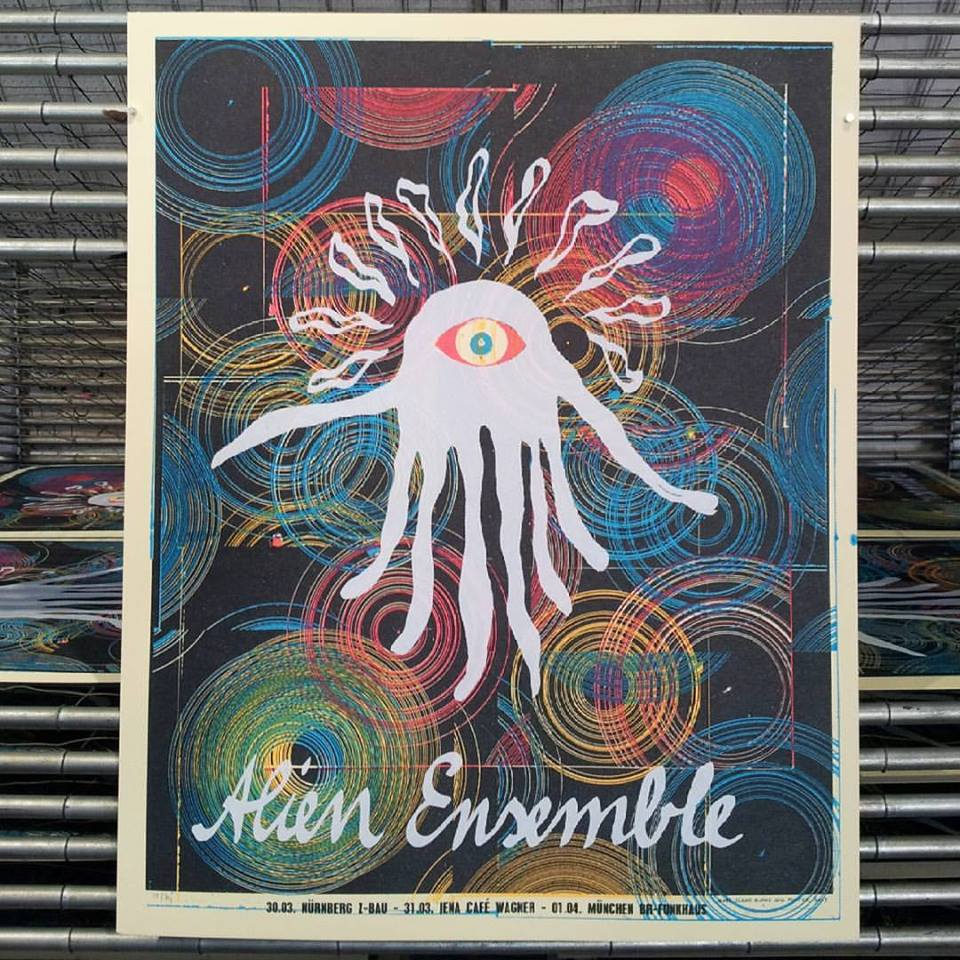 Image of ALIEN ENSEMBLE
