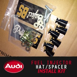 Image of PROJECT:B5 - Fuel Injector Hat Kit