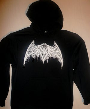 "Image of Crematory "" Exploding Chest "" Hooded Sweatshirt"