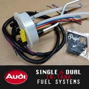 Image of PROJECT:B5 - AUDI 2.7 - Single & Dual In-Tank Fuel System