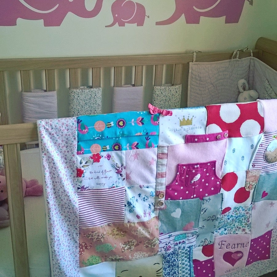Extra Large Keepsake Blanket Mamma Made It Official Website