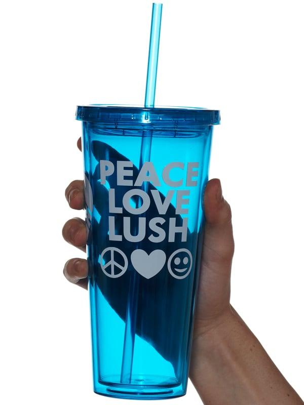 Image of Feeling Blue LUSH Tumbler