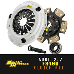 Image of CLUTCHMASTERS - AUDI 2.7 - FX400 Clutch Kit