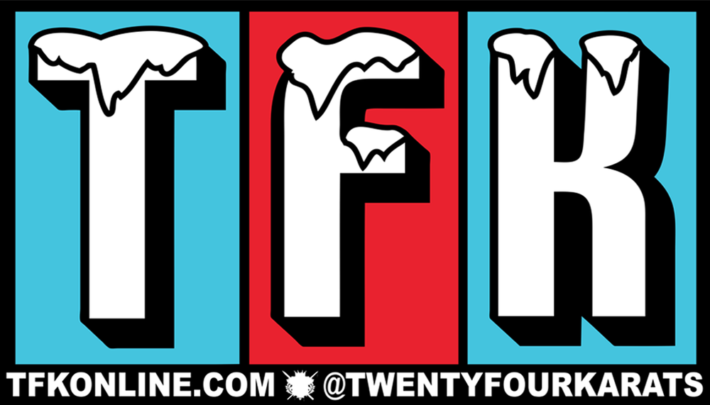 Image of TFK Sticker(s)