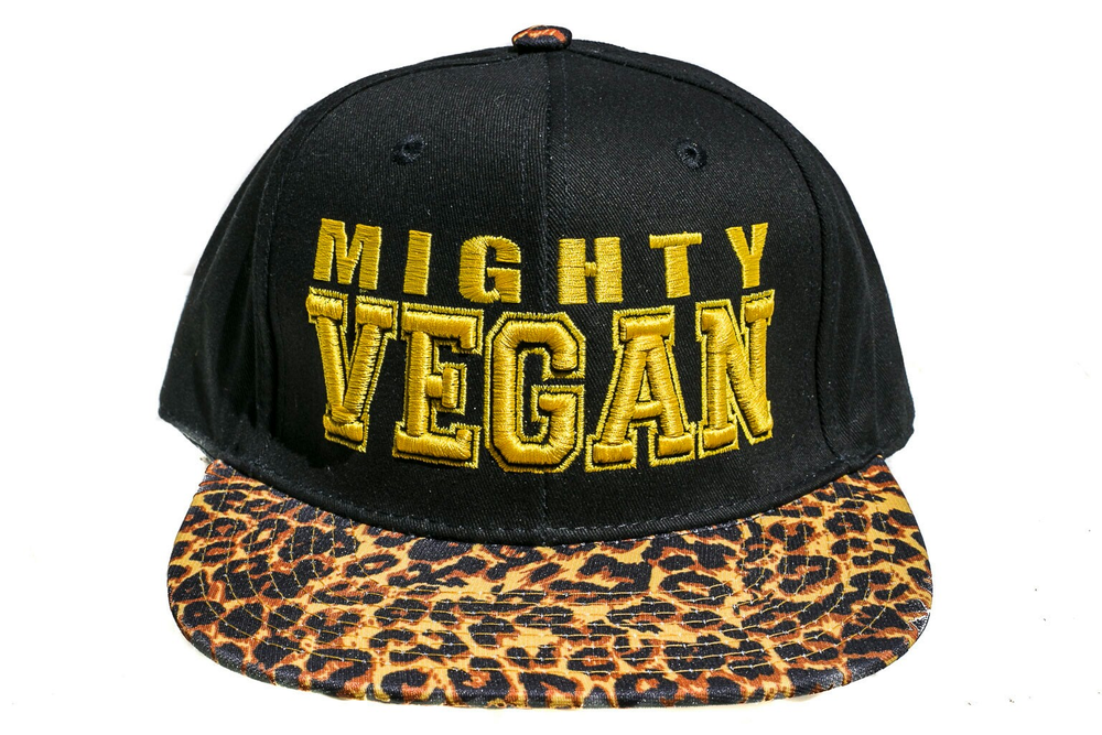 Image of MVA GOLD ATHLETIC CHEETAH SNAPBACK
