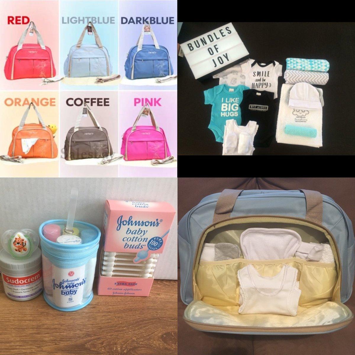 Baby Hospital Bag Deluxe