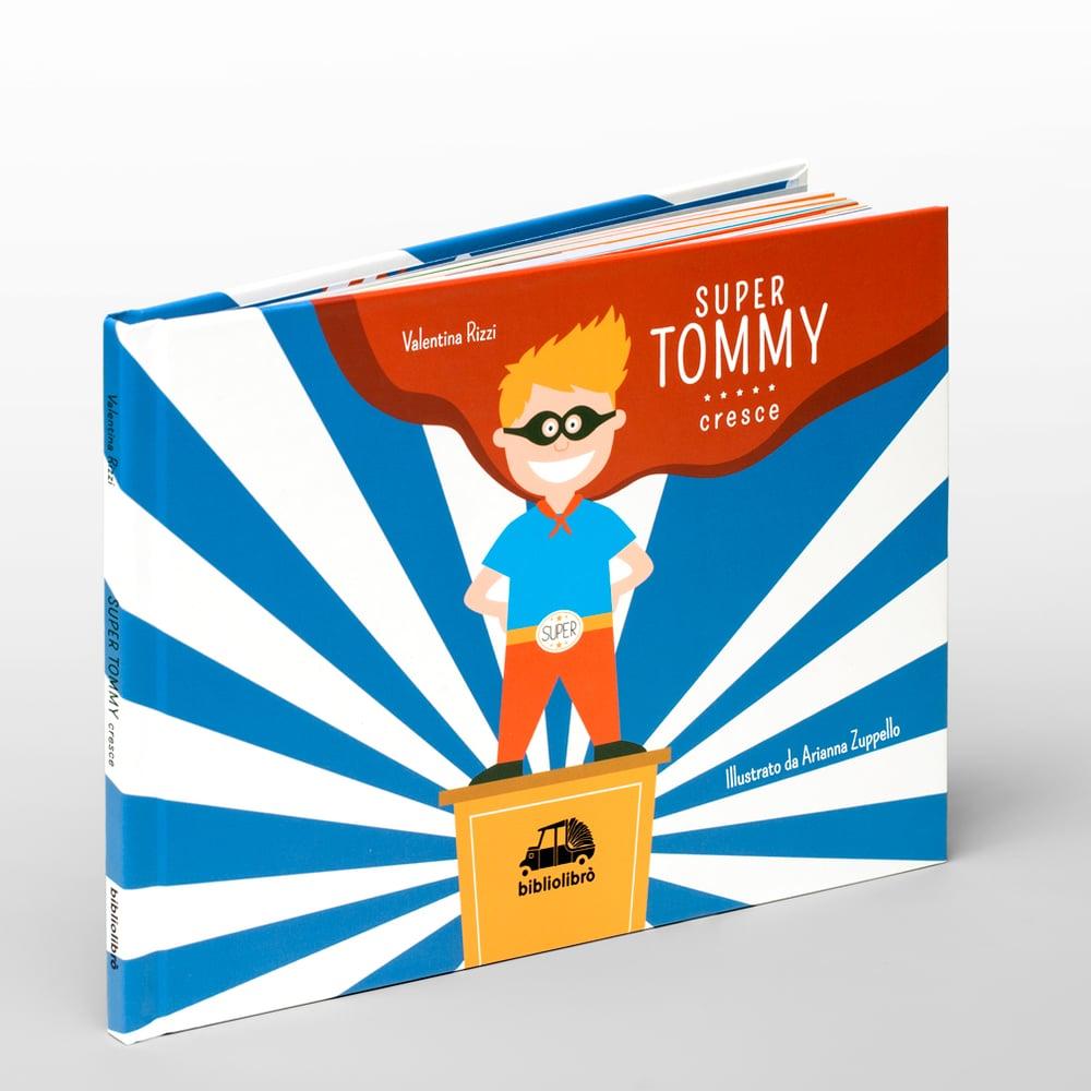 Image of Super Tommy cresce