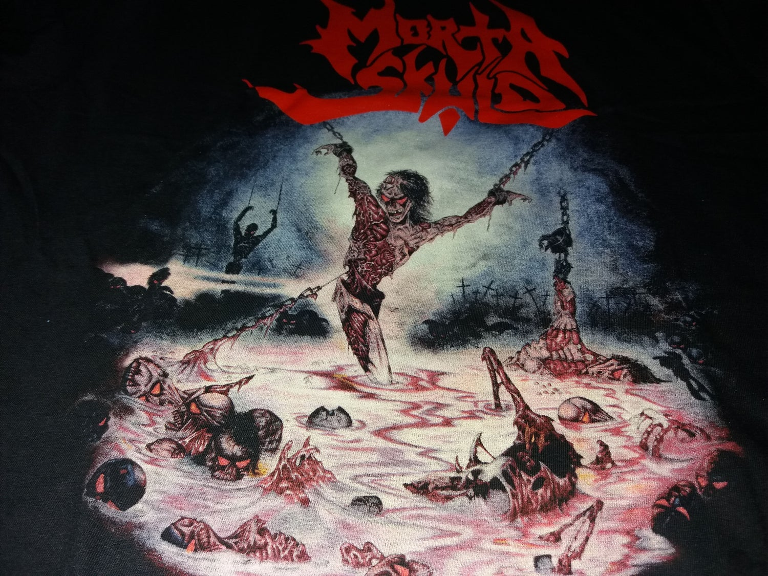Image of Morta Skuld - Dying Remains