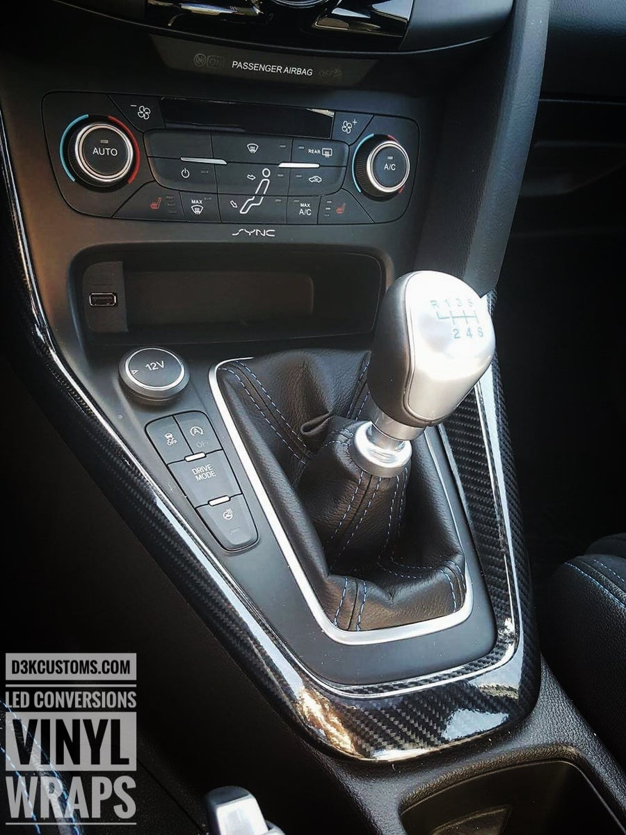 Ford Focus Mk3 Rs St 2012 2018 Carbon Fiber