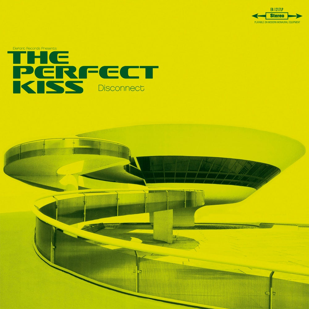 "Image of THE PERFECT KISS - Disconnect (Limited edition 10"" green vinyl mini-LP)"