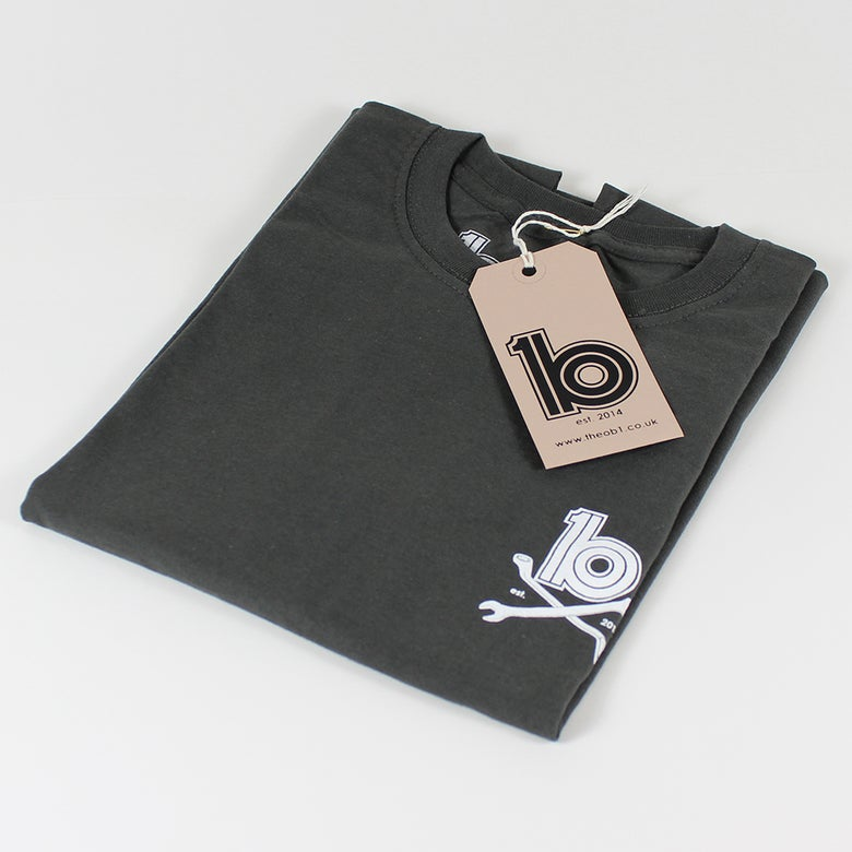 Image of Small Cross Spanners Tee