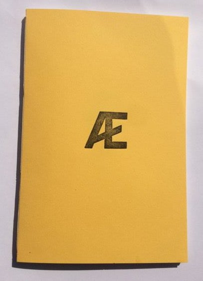 Image of blÆkk anthology 4th edition