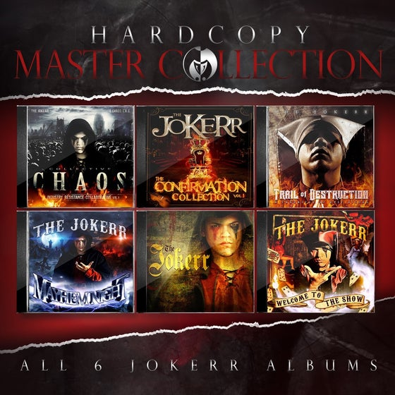Image of THE JOKERR'S CLASSIC MASTER COLLECTION