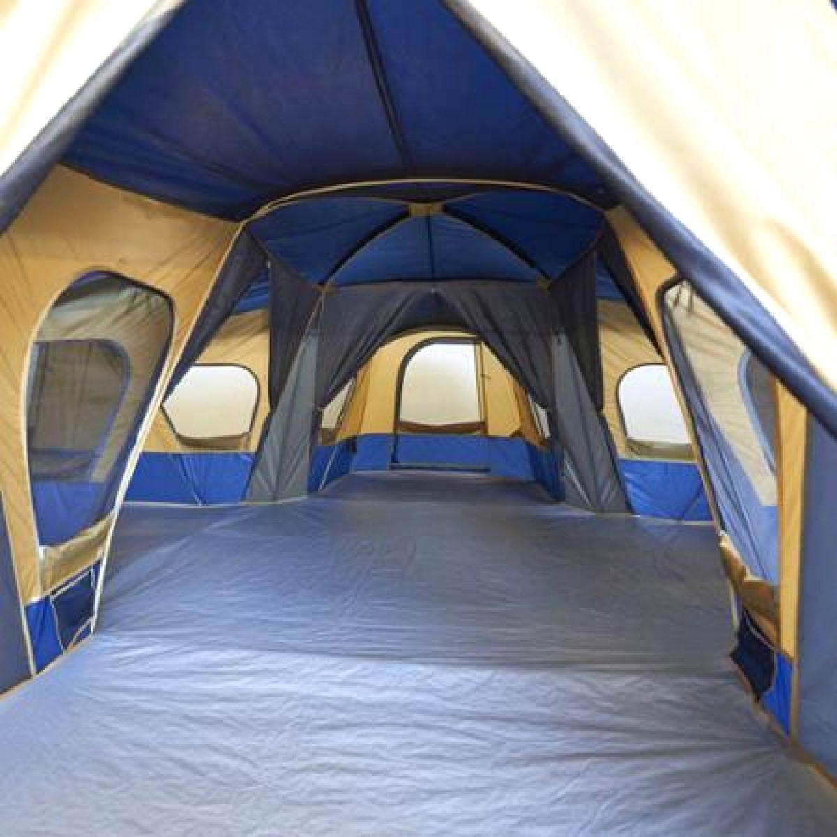 Bargain Find Shop Ozark Trail Base Camp 14 Person 3 Room