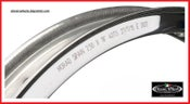"Image of Harley Davidson Akront Morad shouldered alloy rim 18""x2.50-40 hole for 36' & UP or Sportster hub."
