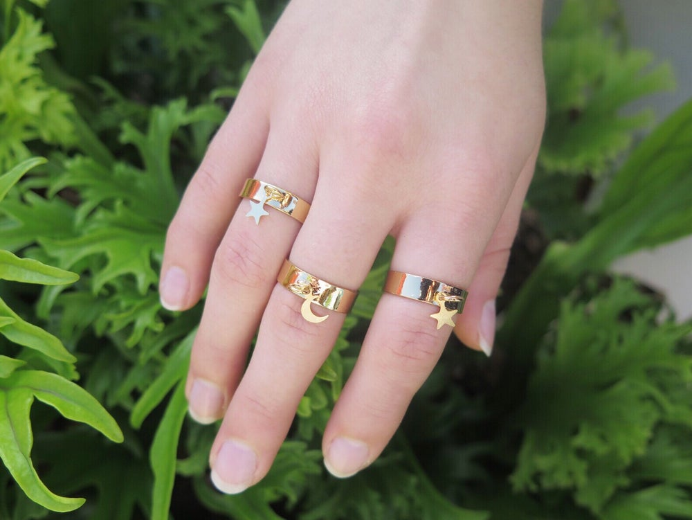 Image of Triple Dream Rings